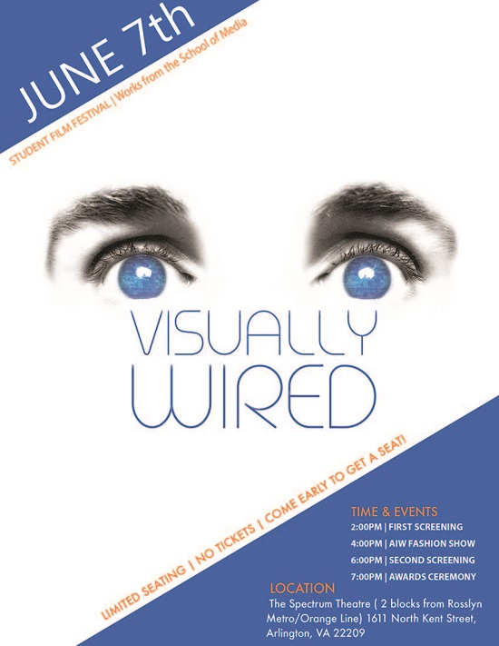 visually wired festival is june 7 at rosslyn spectrum