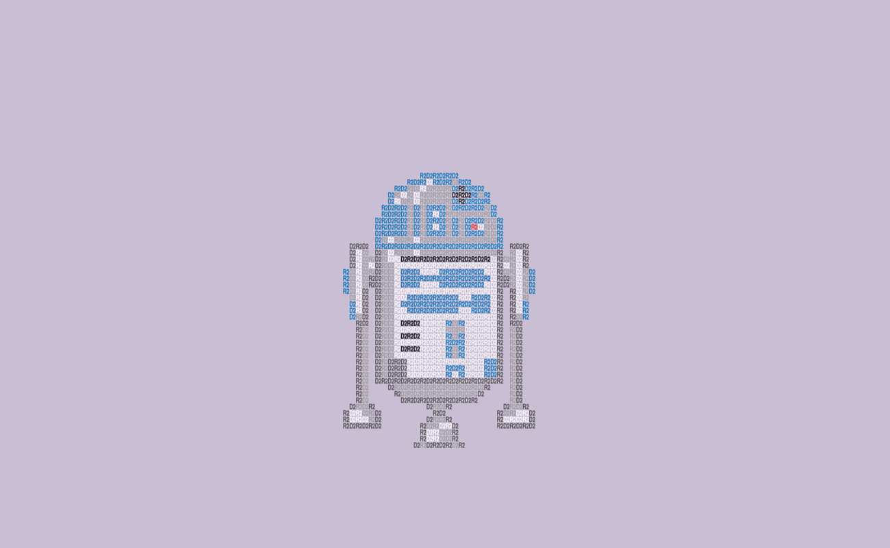 """R2D2"" by Charles Cooley"