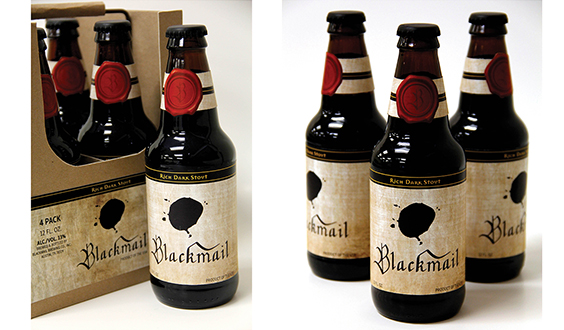 Blackmail Beer by Cori Beatty