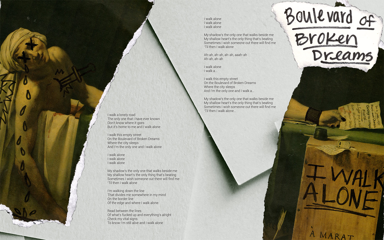 Yetzielisse Urgelles - Green Day Lyric Book