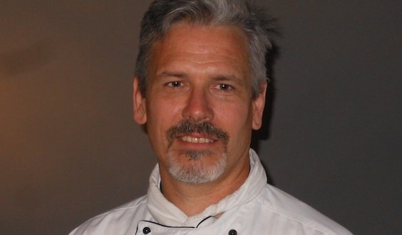 Detroit Chef Instructor David Balla