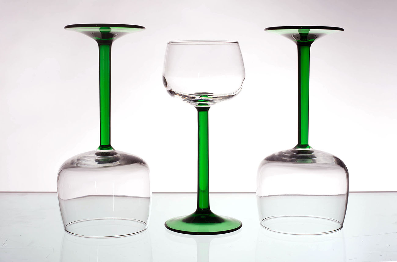 product photography, glassware, stemware