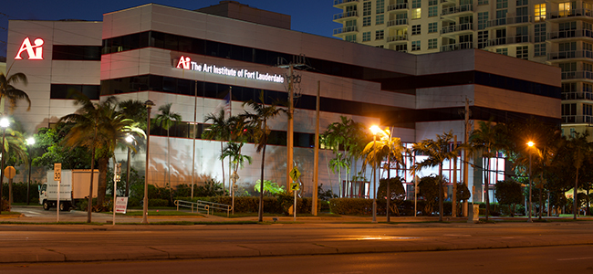 art institute of fort lauderdale The art institute of fort lauderdale offers degree programs designed for creative and career-oriented students learn more about design, media arts, culinary arts, and fashion programs.