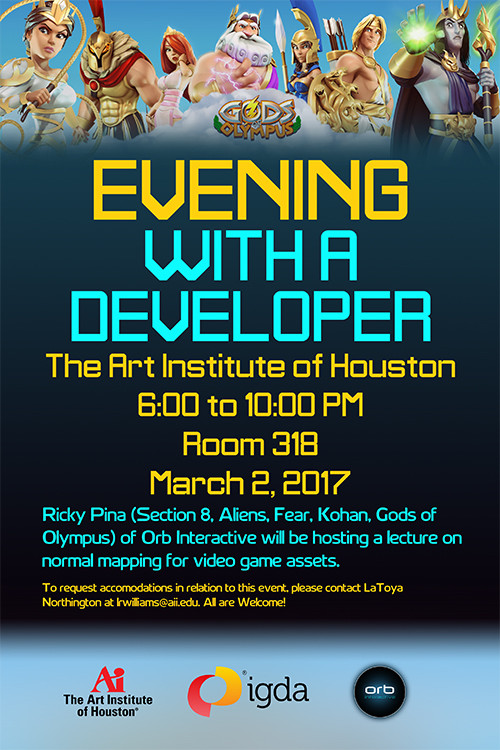 Evening with a Developer