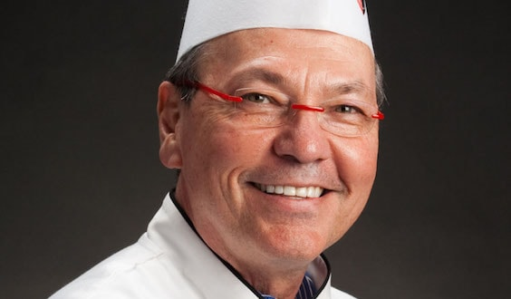 Nutritionist/Chef Instructor Steven D Keneipp