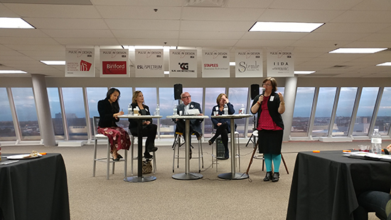 Interior Design Coalition Of Indiana Hosts Panel On PULSE The Industry