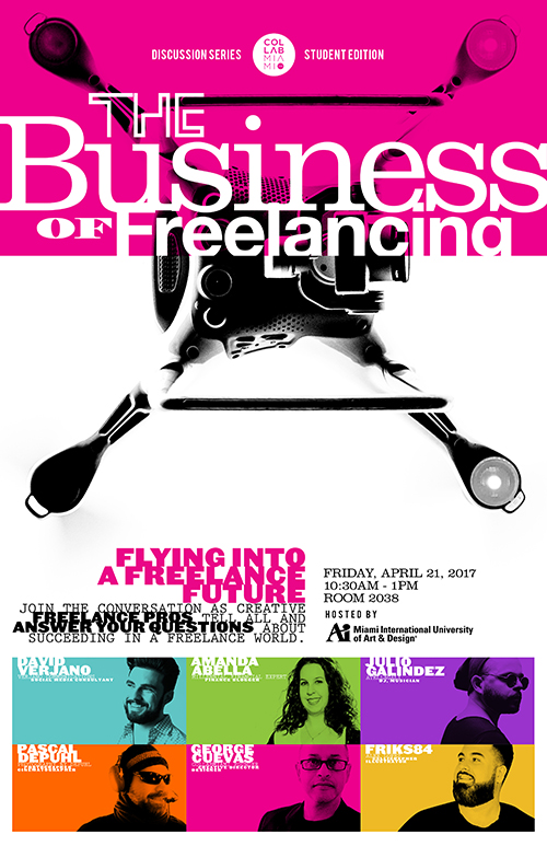 Collab Miami Partnership - The Business of Freelancing