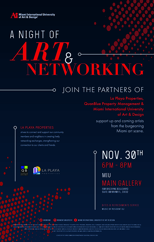 Art Networking Event