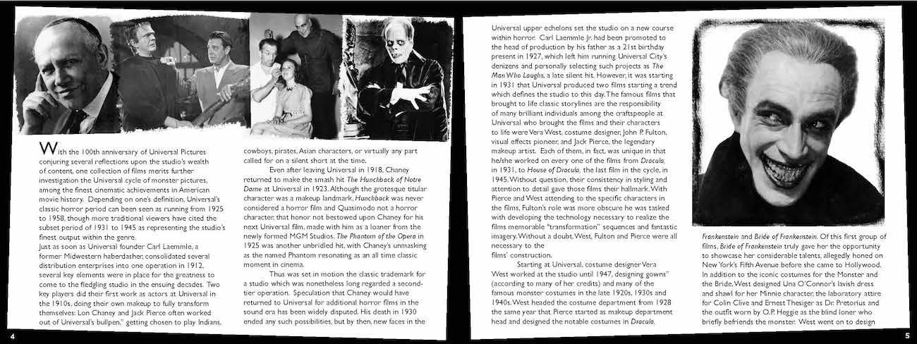 100 Years of Classic Monsters page 2