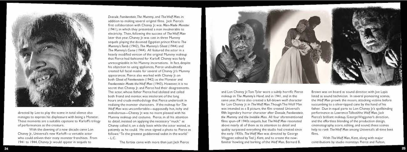 100 Years of Classic Monsters page 12