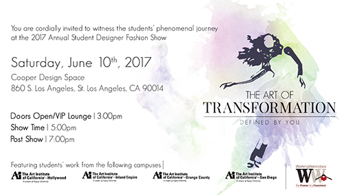 Annual Student Designer Fashion Show