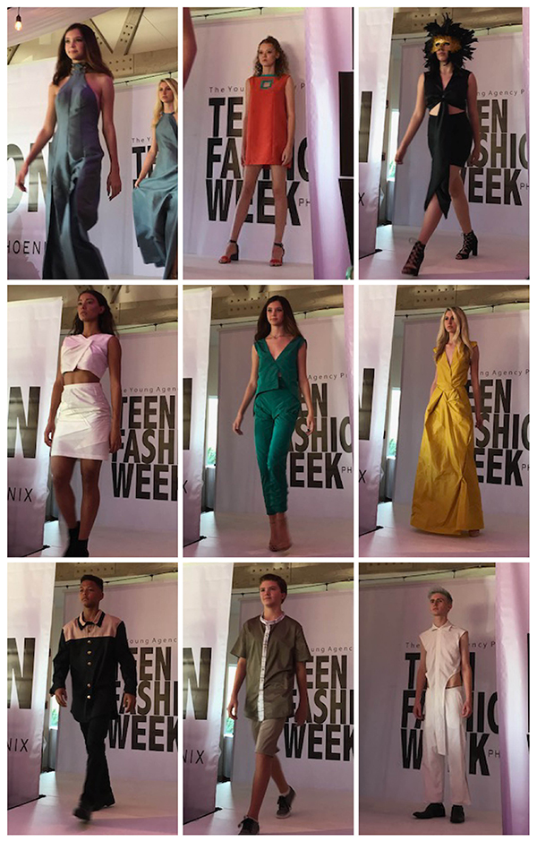 AiPhoenix Teen Fashion Week