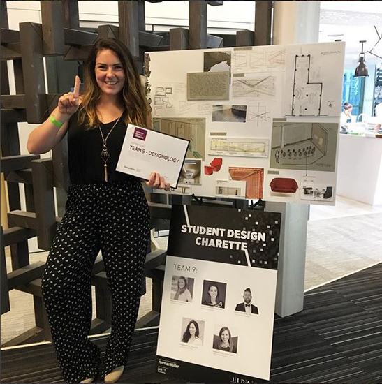 IIDA Student Members From Around The Country Competed In This Live Annual  Design Competition Held In Chicago. Students Had Less Than Six Hours To  Determine ...