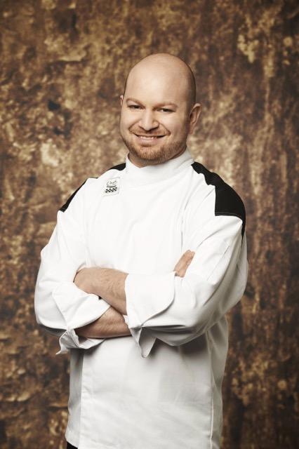 Hell S Kitchen Jared Bobkin