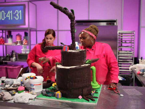Sinsational Cakes Cupcake Wars