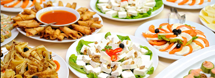Catering Food Chicago Culinary Arts