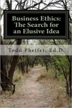 Business Ethics: The Secret for an Exclusive Idea Book Cover