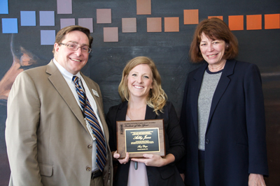 "Colorado Interior Design Student Receives ""Student of the Year"" Award"