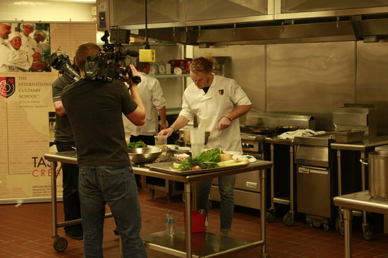 Who Earned A Culinary Tuition Scholarship