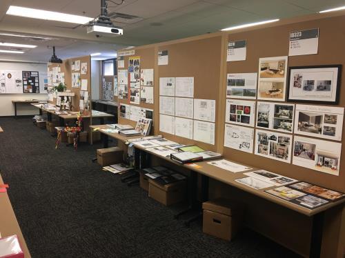 The Art Institute of San Antonio Interior Design Student Showcase